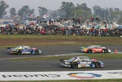 Esteban Gini, Nero53 Racing Torino, Martin Ponte, Nero53 Racing Dodge, Juan Jose Ebarlin, Donto Raci