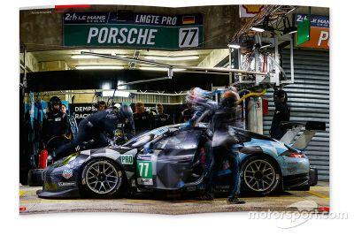 Libro de Porsche Victoria 2016