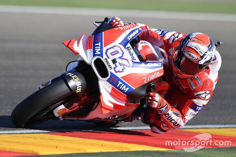 11. Andrea Dovizioso, Ducati Team