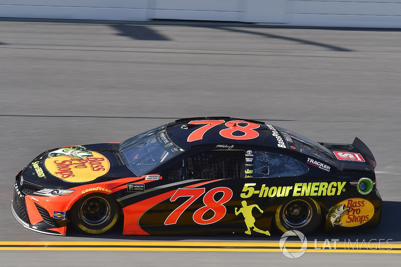 18. Martin Truex Jr., Furniture Row Racing, Toyota