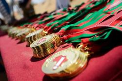 Medallas de Merzouga Rally