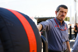 Гюнтер Штайнер, керівник Haas F1 Team