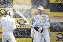Podium: Paul Di Resta, Mercedes-AMG Team HWA