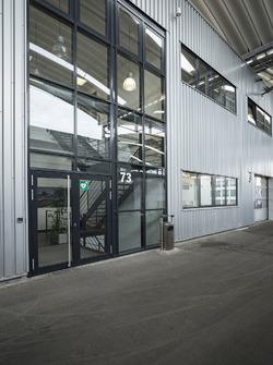 L'usine Porsche Team