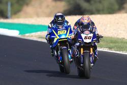Michael van der Mark, Pata Yamaha, Sylvain Guintoli, Team Suzuki MotoG