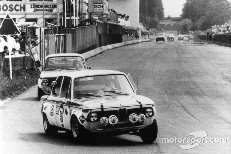 1970: Ханс-Йоахим Штук, Клеменс Шиккентанц – BMW 2002 TI