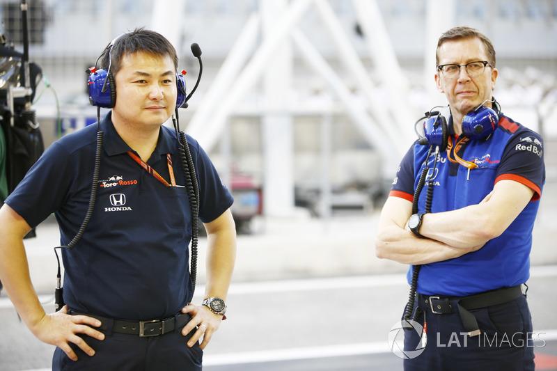 Toro Rosso personnel