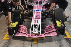 Force India VJM11 Mercedes ön bölüm detay