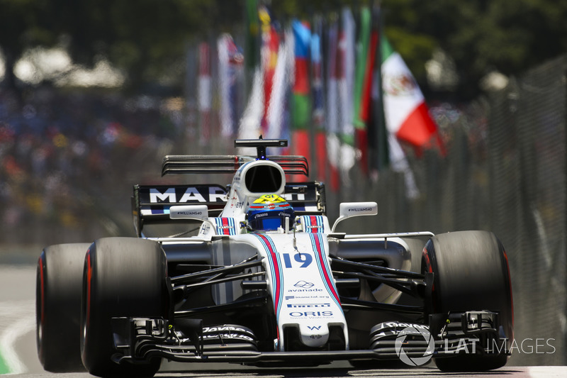 Massa has an emotional exchange of words with his son