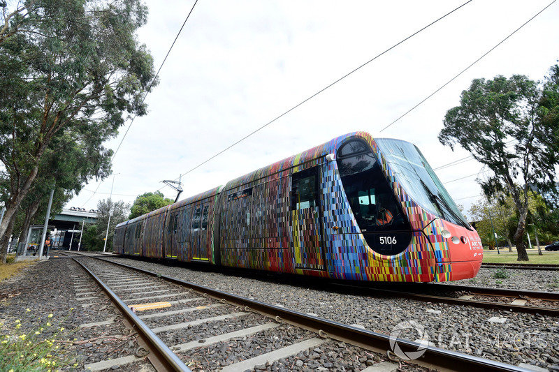 Melbourne tramvayı