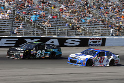 Gray Gaulding, BK Racing Toyota, A.J. Allmendinger, JTG Daugherty Racing Chevrolet