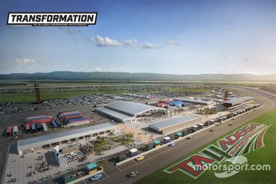 Talladega Superspeedway announcement