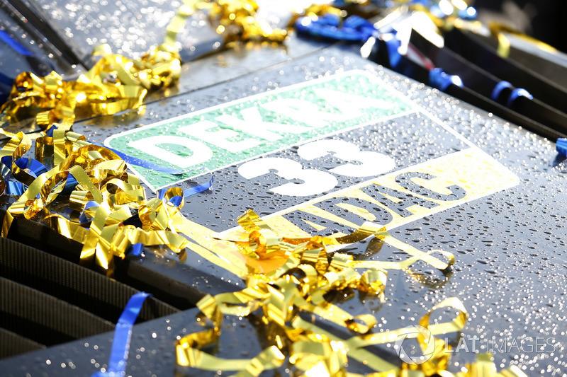 Переможний номер Рене Раста, Audi Sport Team Rosberg, Audi RS 5 DTM
