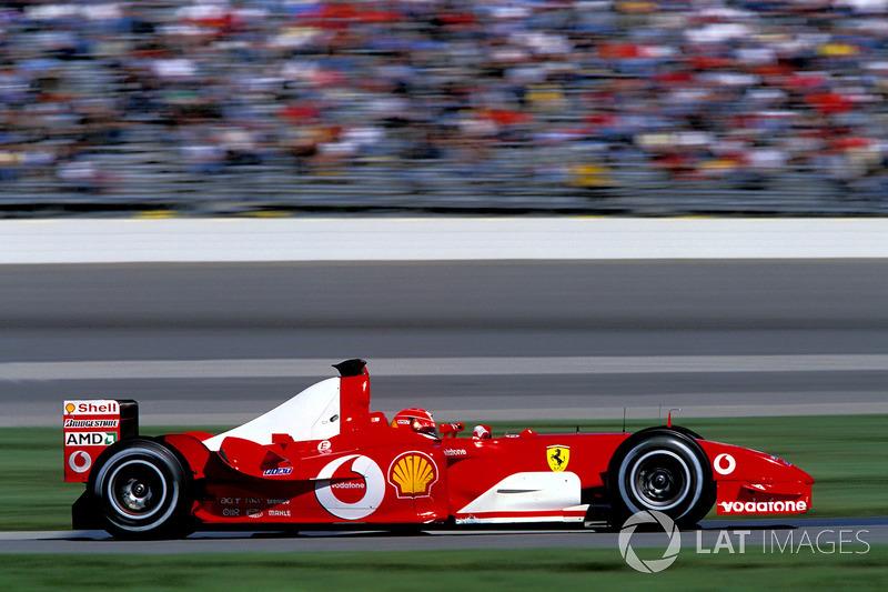 2003 美国大奖赛