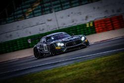 #90 Akka ASP Team Mercedes-AMG GT3: Jack Manchester, Nico Bastian