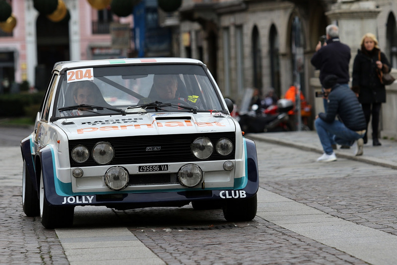 Андреа Дзанусси, Лино Дзанусси, Fiat 131 Abarth Rally