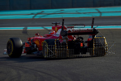 Kimi Raikkonen, Ferrari SF70H, aero sensors