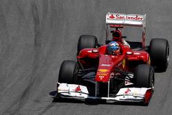 Фернандо Алонсо, Ferrari F150