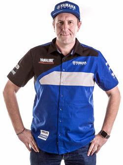 José Leloir, team manager de Yamaha Official Rally Team