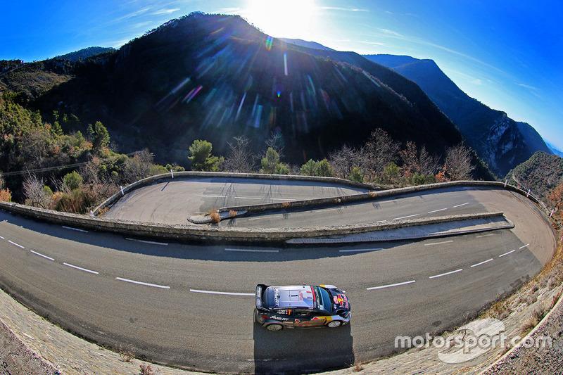 5. Sébastien Ogier, Julien Ingrassia, Ford Fiesta WRC, M-Sport Ford