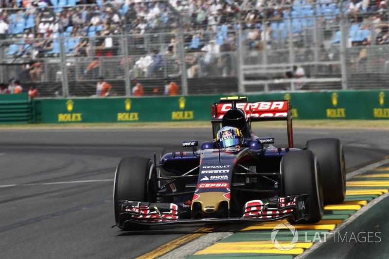 Карлос Сайнс – Гран При Австралии, 2015 год – 9 место