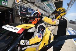 Джордан Тейлор, Corvette Racing