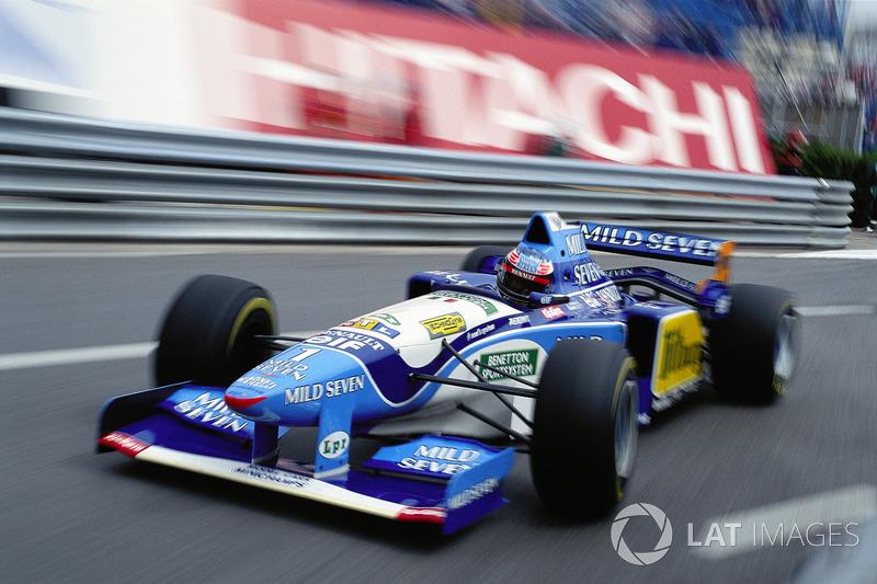 1995 Monaco GP