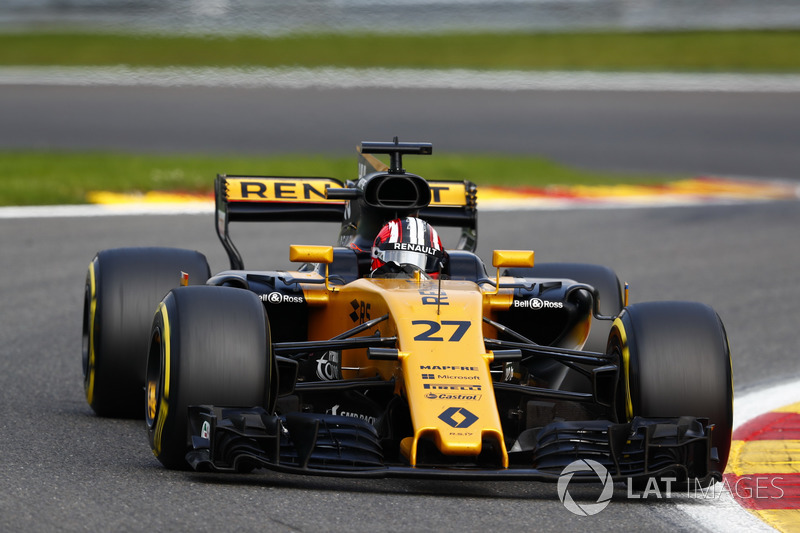 7 місце - Ніко Хюлькенберг, Renault