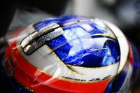 Casco de Romain Grosjean, Haas F1 Team VF-17