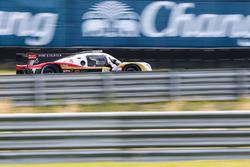 #1 Jackie Chan DC Racing Ligier JSP3: James Winslow, David Cheng, Hiroki Yoshida spins