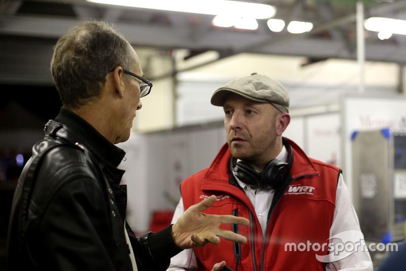 Vincent Vosse, Belgian Audi Club WRT