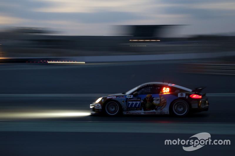 #777 Schwede Motorsport Porsche Cayman GT4 Clubsport MR: Phillip Bethke, Bertram Hornung, Norbert Kraft, Hans Sadler