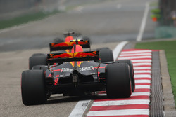 Даніель Ріккардо, Макс Ферстаппен, Red Bull Racing RB13