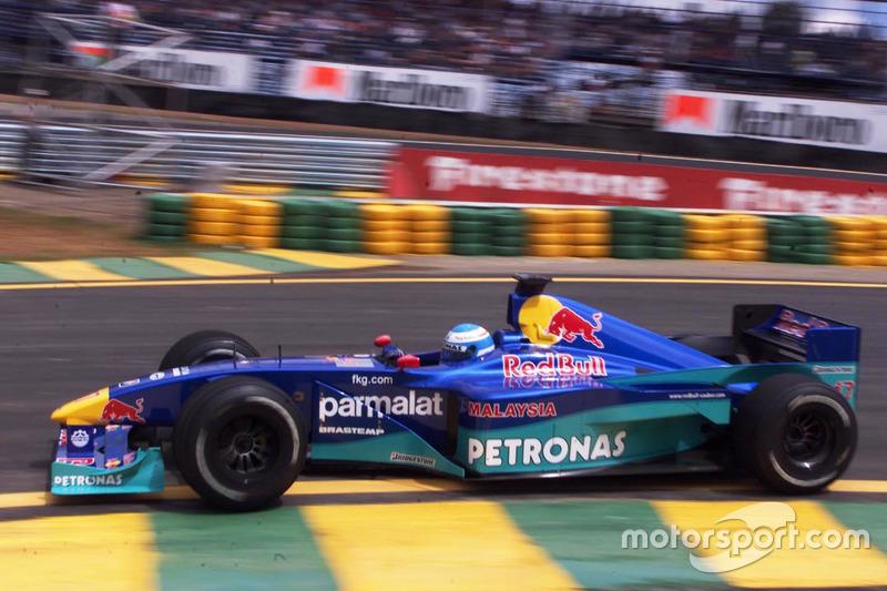 2000: Sauber C19 - Petronas (Ferrari)