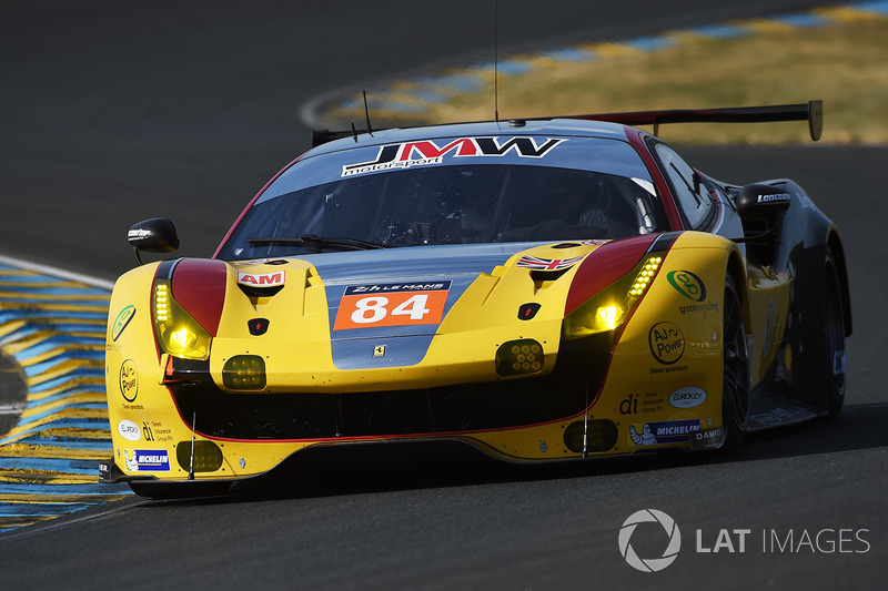 Уилл Стивенс (в «Ле-Мане» – одна гонка, подиум в категории LMP2)