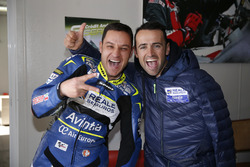 Hector Barbera und Emilio Zamora, Avintia Racing MotoGP