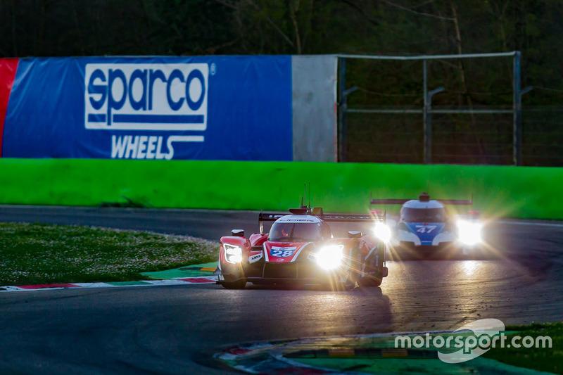 #28 IDEC Sport Racing, Ligier JSP217 - Gibson: Patrice Lafargue, Paul Lafargue, Olivier Pla, David Z