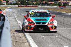 Francisco Mora, Veloso Motorsport, SEAT Leon TCR