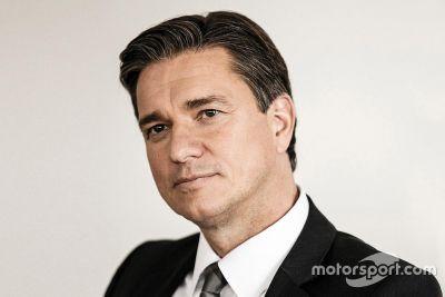Presentación Lutz Meschke Porsche