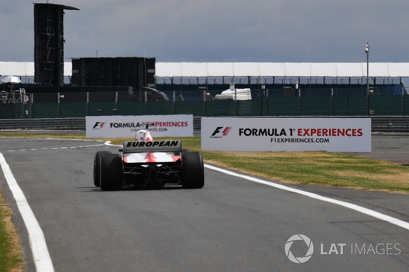 David Saleens, F1-Doppelsitzer