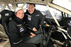 Kevin Eriksson and Max Pucher, WRX Team Austria