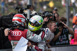 Mike Rockenfeller, Audi Sport Team Phoenix, Audi RS 5 DTM, Loic Duval, Audi Sport Team Phoenix, Audi RS 5 DTM