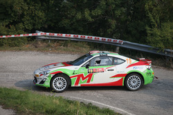 Gian Andrea Pisani, David Castiglioni, Toyota Gt 86-CS R3, Pistoia Corse