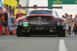 Porsche Team, Porsche 911 RSR