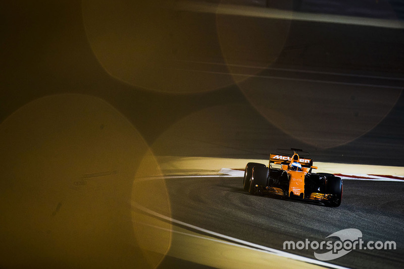 Fernando Alonso, McLaren MCL32