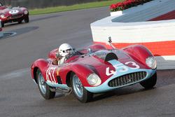 1957 Ferrari 500 TRC, Jason Yates