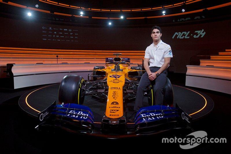 Sergio Sette Camara, McLaren