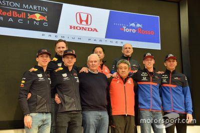 2019 Honda F1 Kick Off
