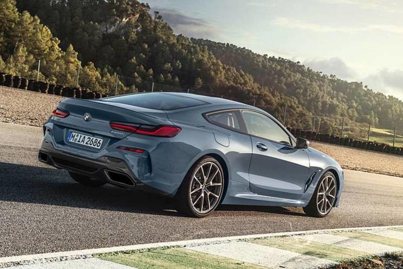 BMW 8 Серія купе