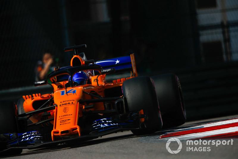 14e : Fernando Alonso (McLaren)